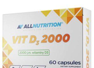 Kiedy suplementować witaminę D3